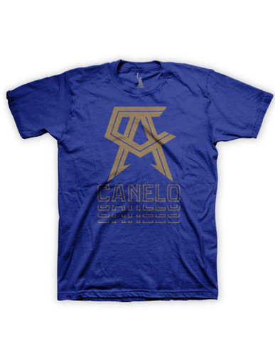 Glare Youth Royal tee