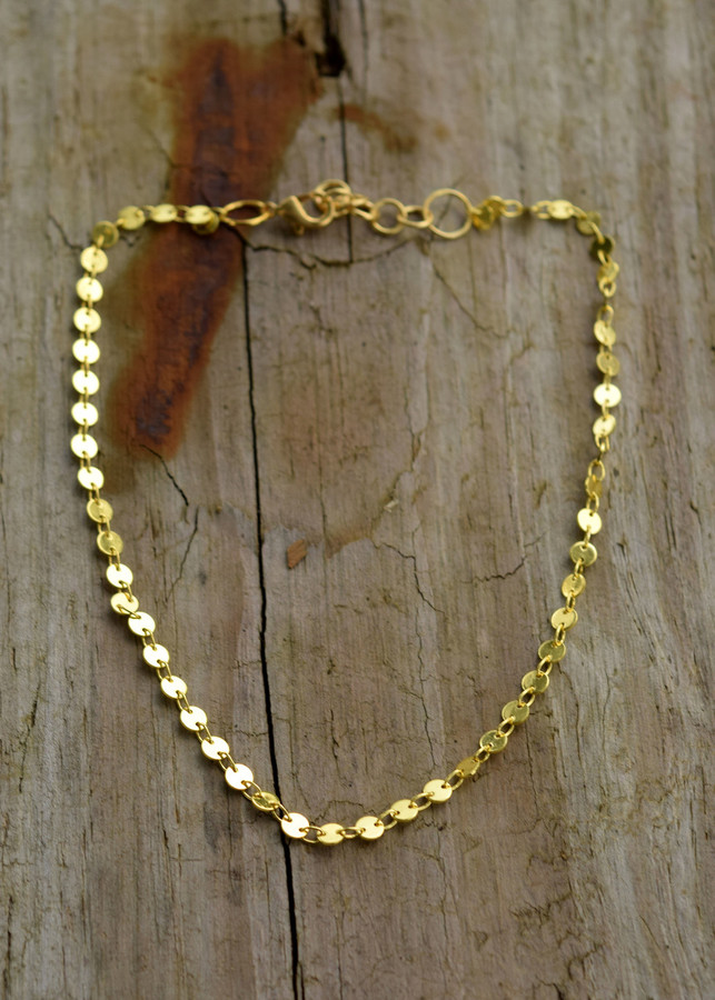 B&B Good as Gold Layering Necklace
