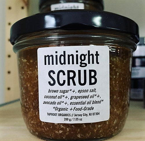 Salt + Sugar Scrub