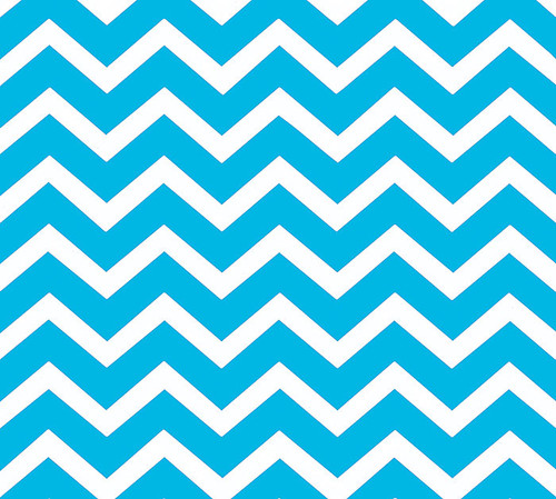 Blue Chevron
