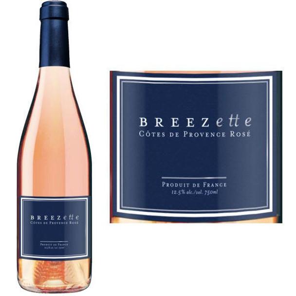 Breezette Cotes de Provence Rose 2017 (France)