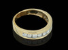 14K Gold 1.00CT Diamonds Men's Band
