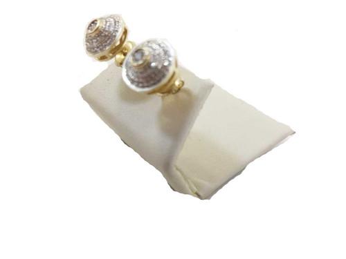 10K gold 0.24ct Diamonds Earrings