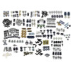 MASTER BODY BOLT KIT 72