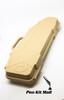 PKBOXGUNDT Rifle Case Pen Box in Desert Tan