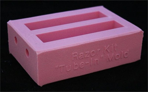 PTSUB RAZOR Series Tube in Mold