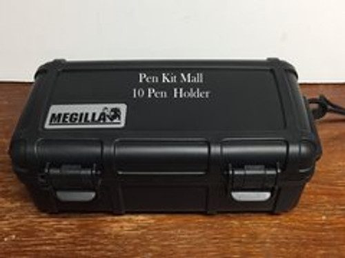 Megilla 10 Pen Case Holder