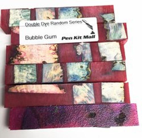 Double Dye Series BUBBLE GUM