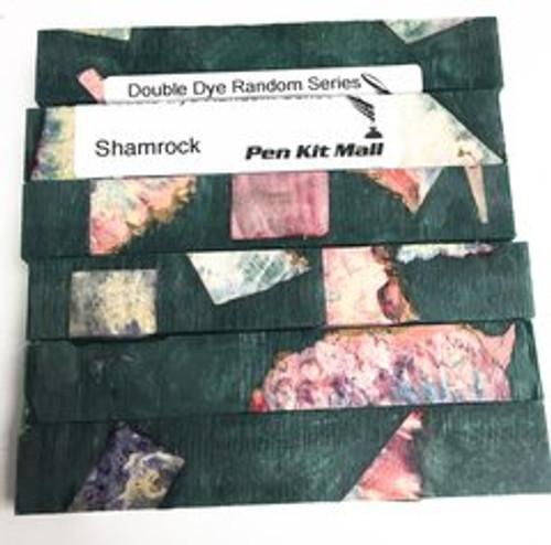 Double Dye Series SHAMROCK