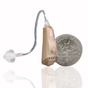 100% digital hearing aid.