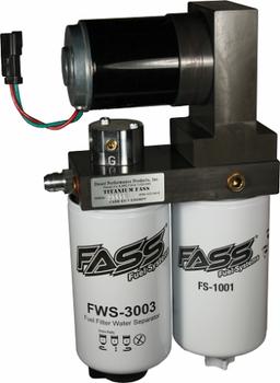 Titanium Series Diesel Fuel Lift Pump 150GPH Dodge Cummins 5.9L and 6.7L 2005-2015