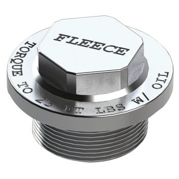 FLEECE COOLANT BLOCK-OFF PLUG