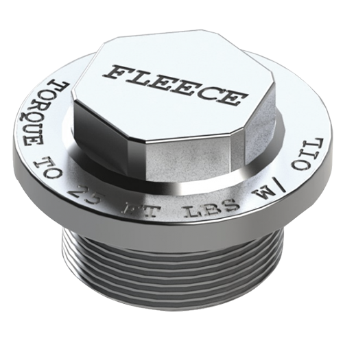 FLEECE COOLANT BLOCK-OFF PLUG