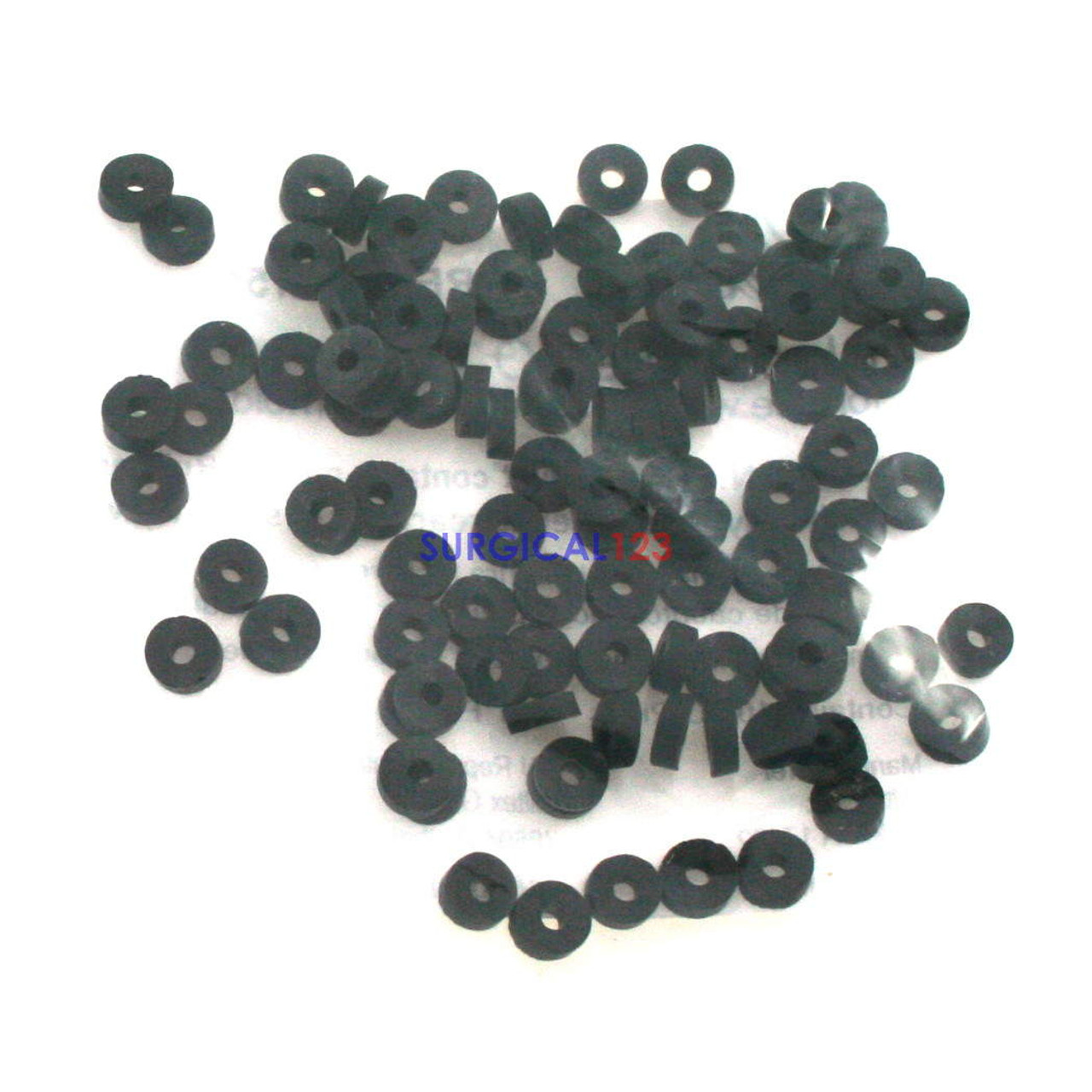 Latex O-Rings, Pack of 100, for use with Hemorrhoidal Ligators ...