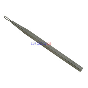 Comedone Extractors Wire Loop Single End
