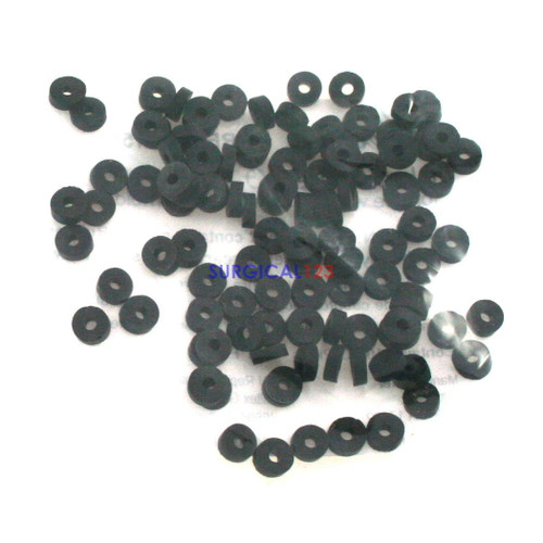 Latex O-Rings, Pack of 100, for use with Hemorrhoidal Ligators