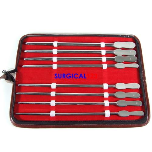Dittel Urethral Sounds Straight, Kit Packs