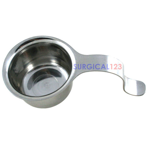 Iodine Cup with Hook Handle
