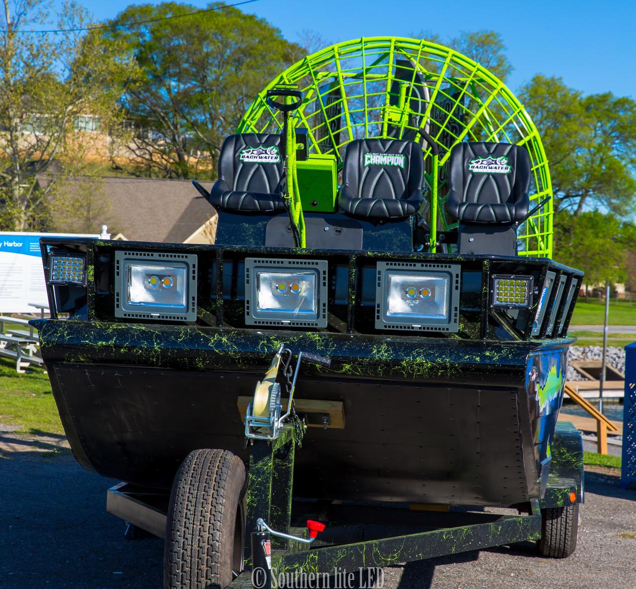 **NEW** Southern lite LED Pro 160 Watt LED Bowfishing Light