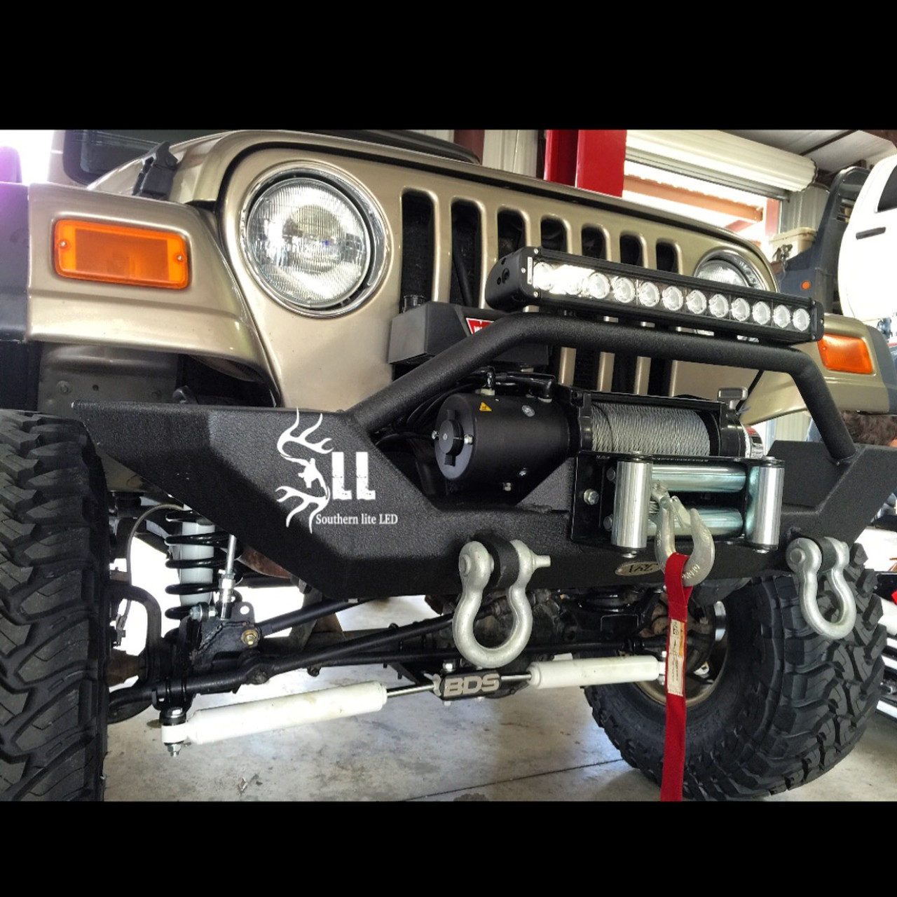 """21"""" Southern lite LED 120 Watt Light Bar (Includes light and wiring harness)"""