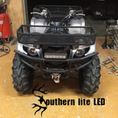 "11"" Southern lite LED Light Bar (Includes 60 Watt Single Row Light and Wiring Harness)"