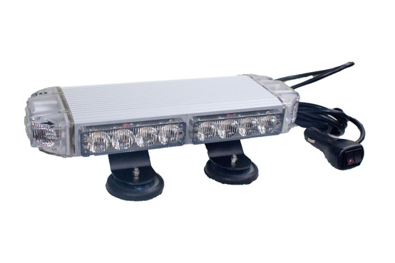 The sll mini emergency light bar with extreme flash patterns mini emergency light bar mozeypictures Images