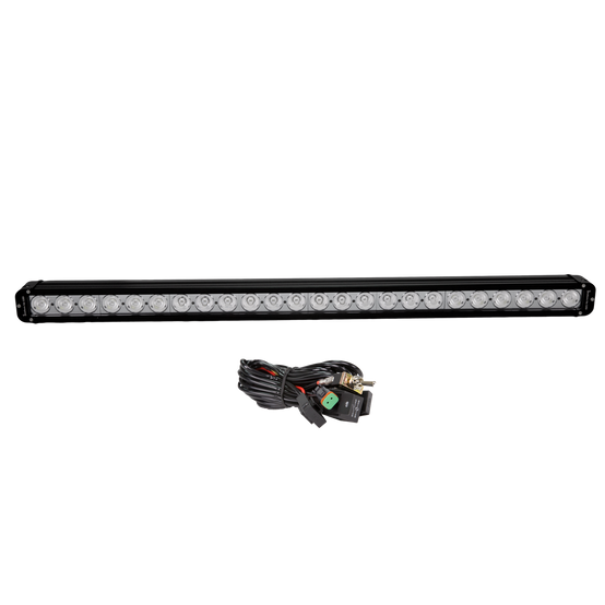 240 watt cree led 40 the brightest light bar southern lite led 40 southern lite led light bar 240 watts 24960 lumen includes wiring aloadofball Image collections