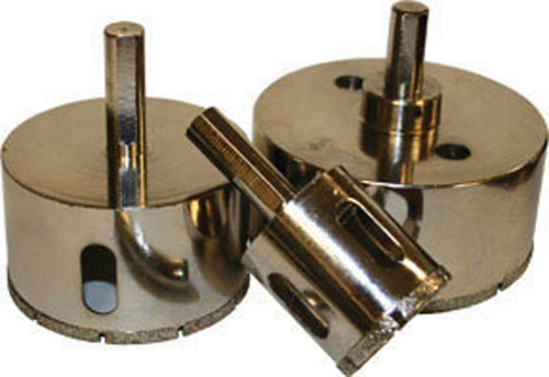 "2-3/8"" PLATED BIT"