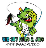 Big Sky Flies & Jigs Closed Till Jan 5-2018  All orders will be filled in the new year 