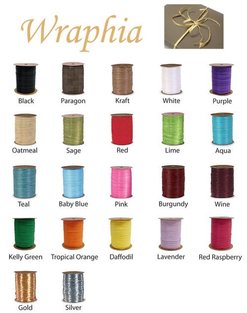 Wraphia - 100 yd/roll