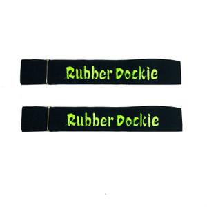 Rubber Dockie Velcro Straps Kit