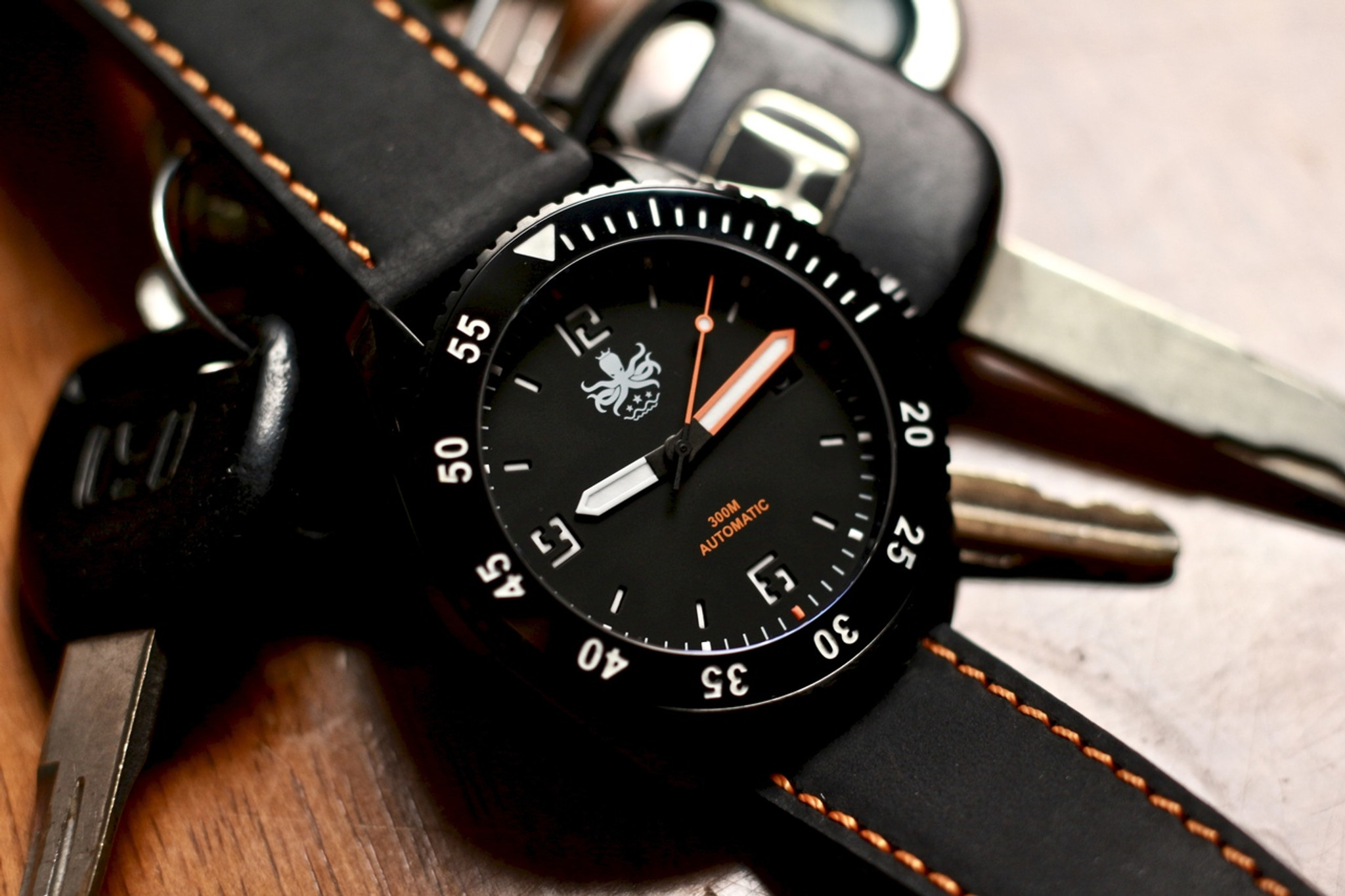 fertig isofrane watches dlc on product products bathyscaphe aquadive stimmung