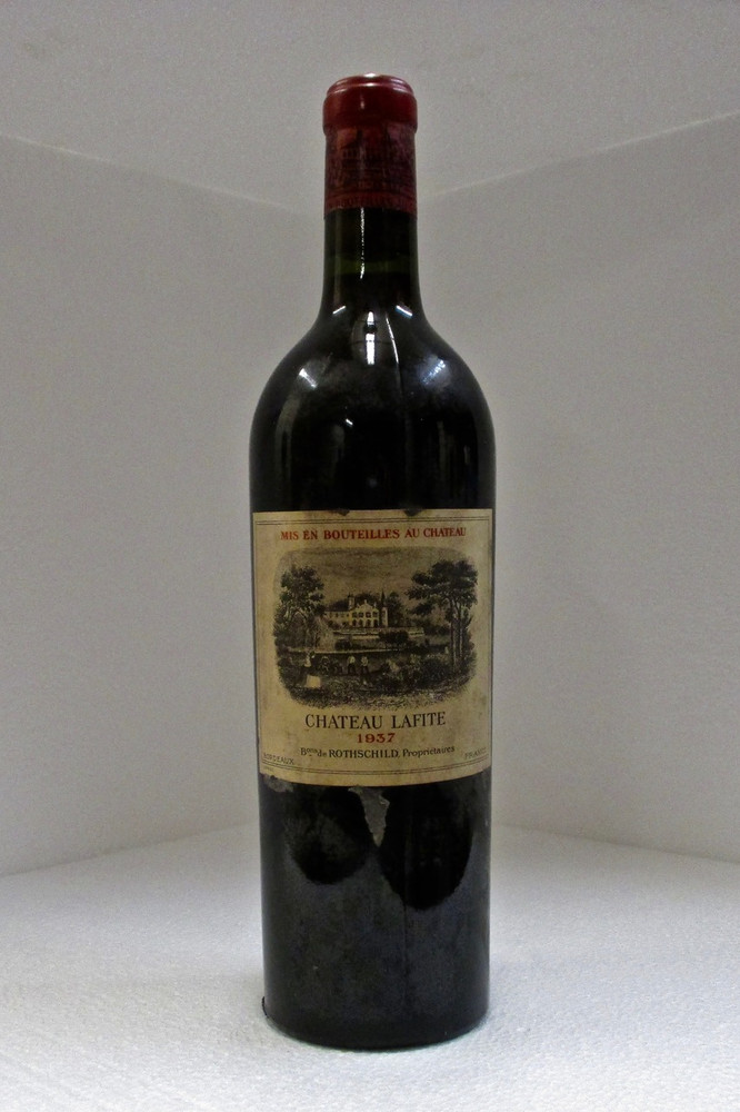 Lafite Rothschild 1937 (Rebouche au Chateau in 1989) 750ml