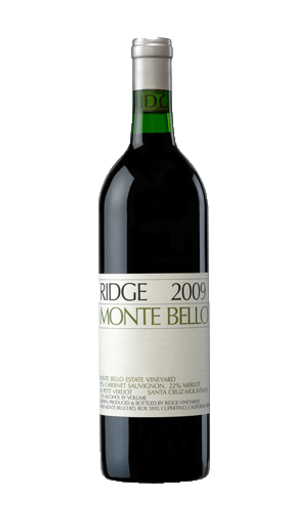 Ridge Monte Bello 1981 750ml