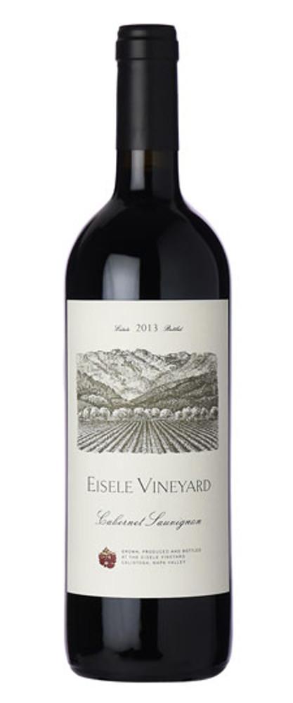 Eisele Vineyard Cabernet Sauvignon St. Helena 2013 750ml (Formerly Araujo)