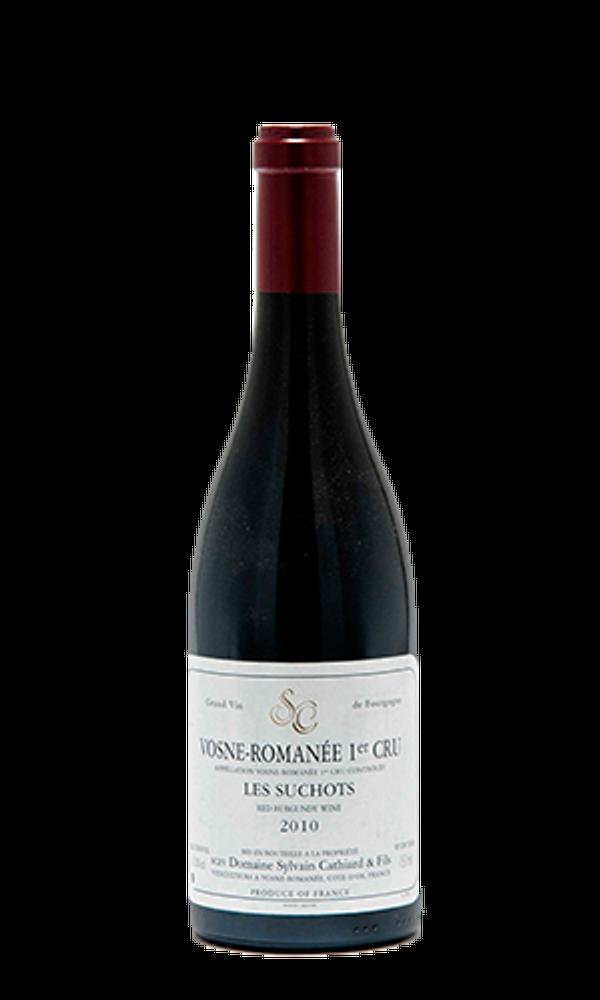 Sylvain Cathiard Vosne-Romanee Les Suchots 1er Cru 2007 750ml
