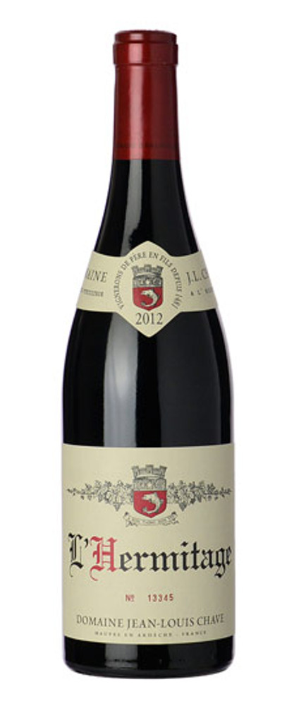 Domaine Jean-Louis Chave Hermitage 2012 750ml