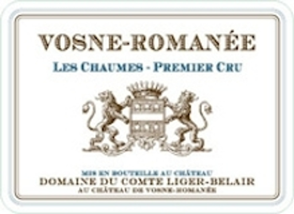 Domaine du Comte Liger Belair Vosne Romanee Les Chaumes 1er Cru 2008 750ml