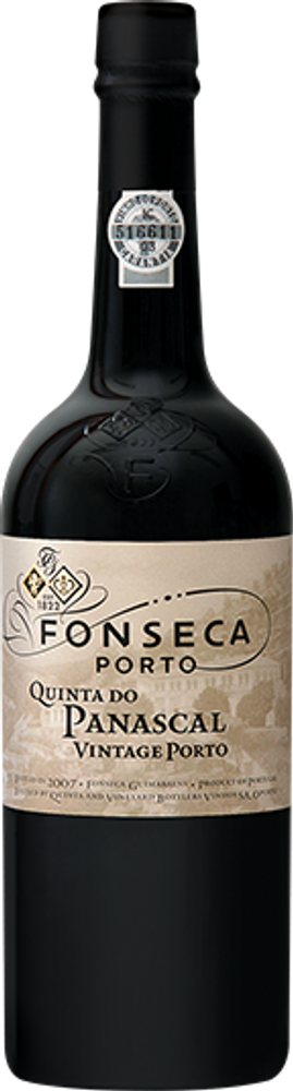 Fonseca Quinta do Panascal Vintage Port 2001 750ml