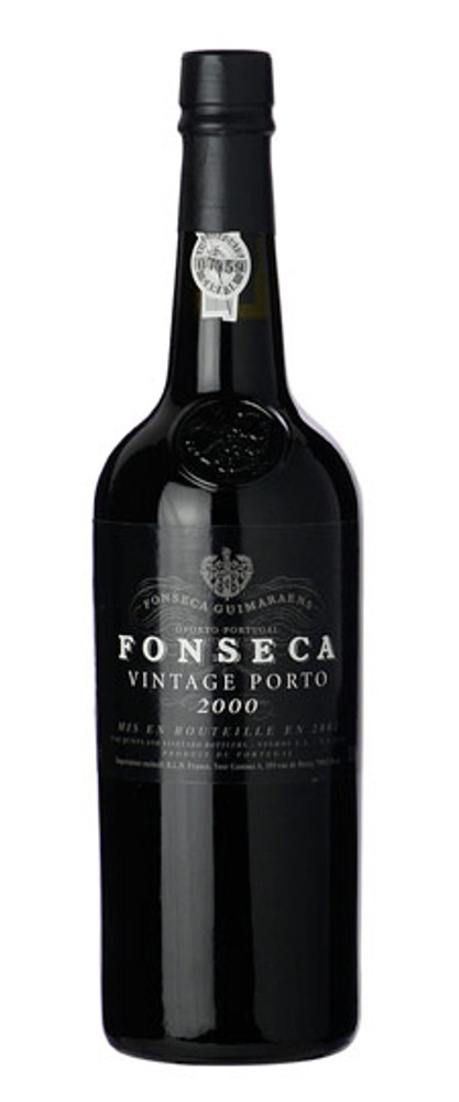 Fonseca Vintage Port 2000 750ml