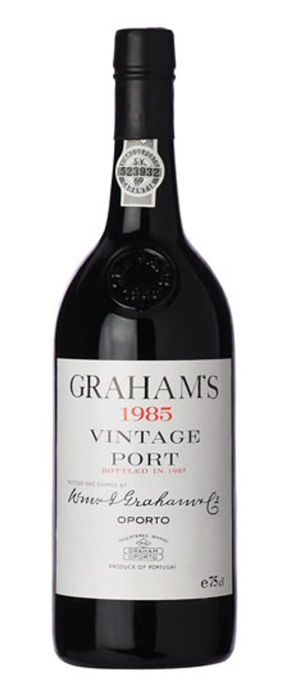 Graham's Vintage Port 1985 750ml