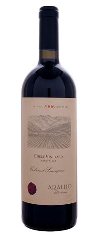 Araujo Estate Eisele Vineyard Cabernet Sauvignon 2006 750ml