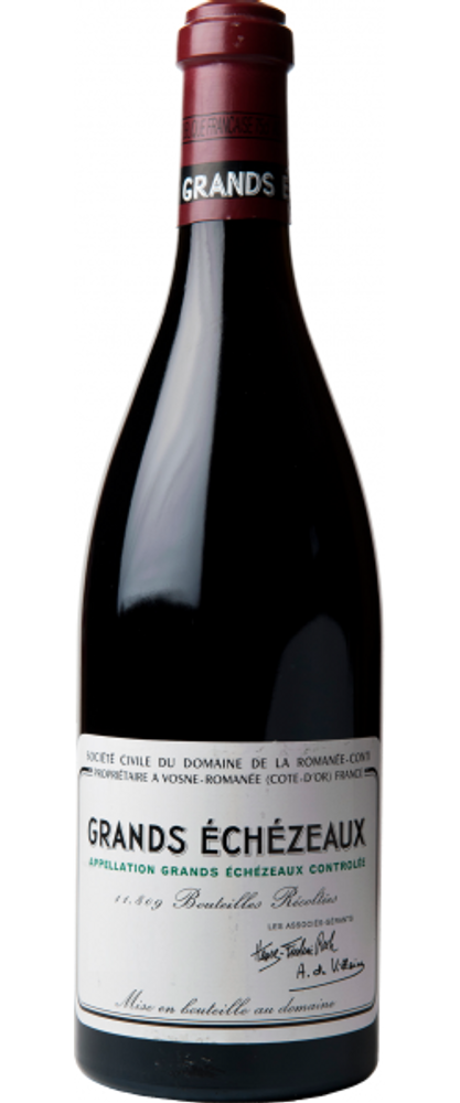 Domaine de la Romanee-Conti Grands Echezeaux Grand Cru 2009 750ml