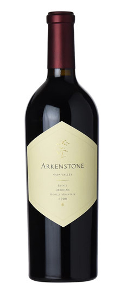 Arkenstone Obsidian Proprietary Red Howell Mountain 2008 750ml
