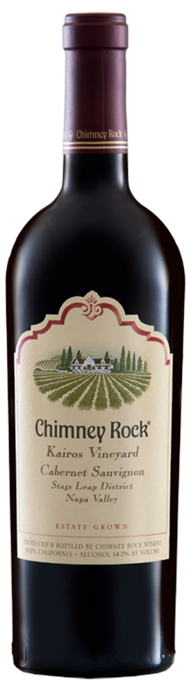 Chimney Rock Cabernet Sauvignon Kairos Vineyard 2008 750ml