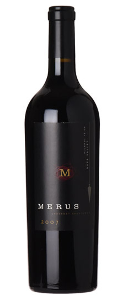 Merus Cabernet Sauvignon Napa Valley 2007 750ml