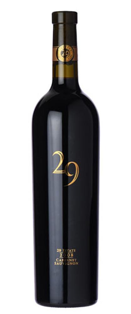 Vineyard 29 Cabernet Sauvignon 29 Estate 2008 750ml