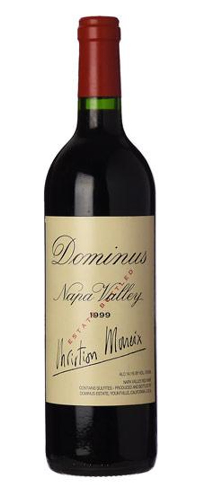 Dominus Estate Napa Valley 1999 750ml