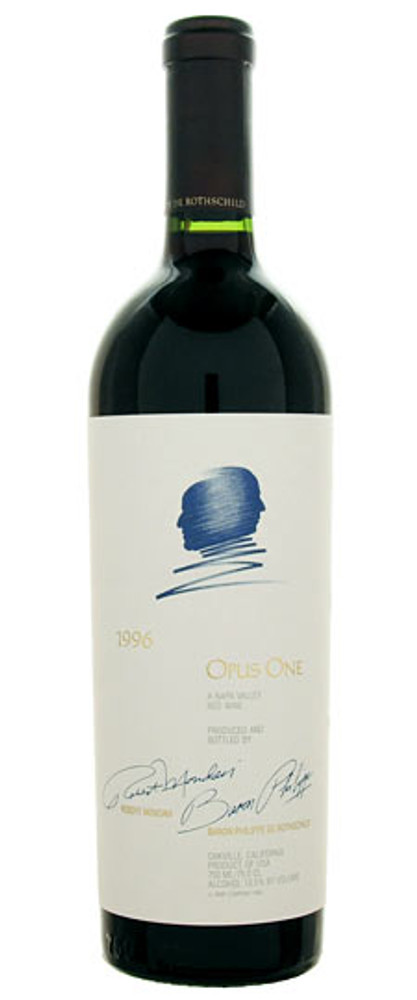 Opus One Napa Valley 1996 750ml