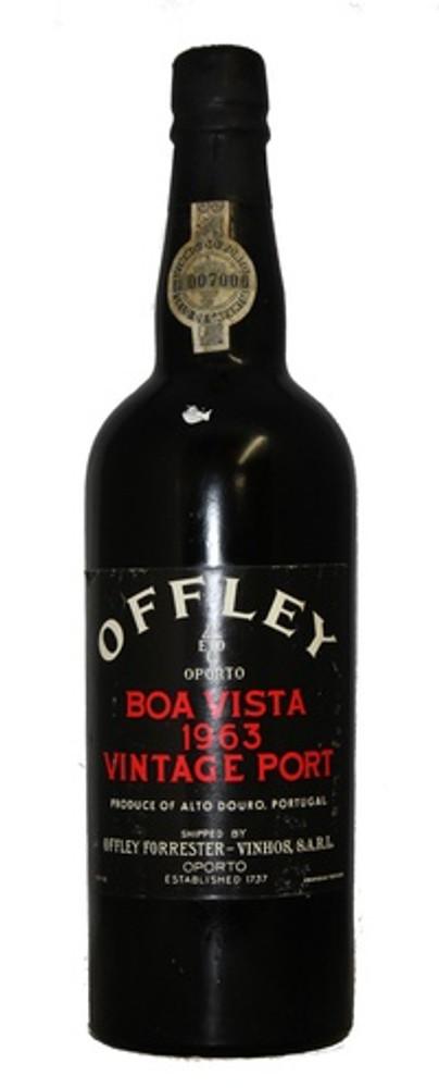 Offley Boa Vista Vintage Port 1963 750ml